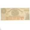 May  1 1864 State Of Mississippi $3 Note