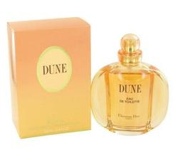 Dune by Christian Dior 3.4 oz EDT Perfume for Women New