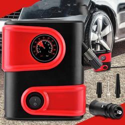 12V DC Car Tire Inflator Mini Air Compressor Pump