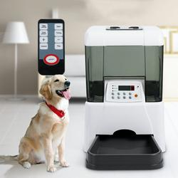 10.65L Automatic Pet Smart Feeder With Voice Record