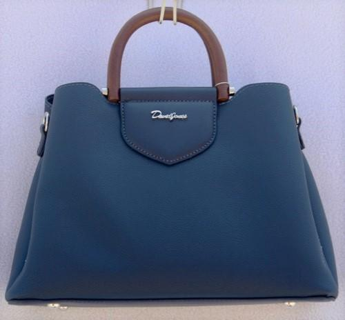 Unique Navy Color Bag By David Tanner