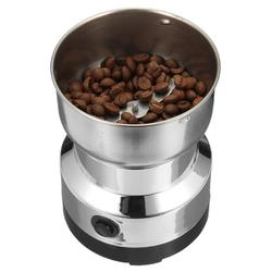 Electric Stainless Steel Coffee Bean Grinder Machine