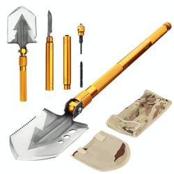 Military Folding Shovel Survival Emergency Tools