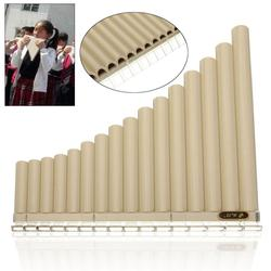 16 Pipes Pan Flute Music Instrument