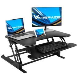 Adjustable Height Standing  Desk Topper