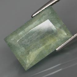 Untreated 7ct naturally frosted Aquamarine