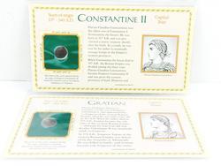 2 Roman Empire Antiquity Coins