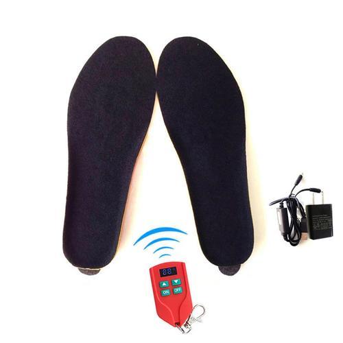 Wireless Heated Insole Shoe Boot Foot Warmer