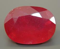 Large 10.50 Carat Ruby Loose Natural Gemstone