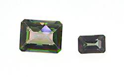 Mystic Topaz 3.7ct Loose Gemstones