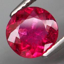 VIVID! 1.15ct oval cut top red Rubellite Tourmaline