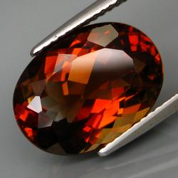 Stunning 9.44ct multi color Imperial Topaz