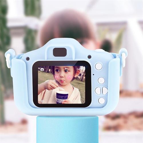 1080P HD Dual Lens Children Digital Camera