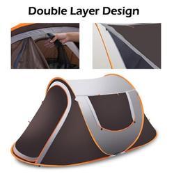 Auto Setup Camping Tent Large