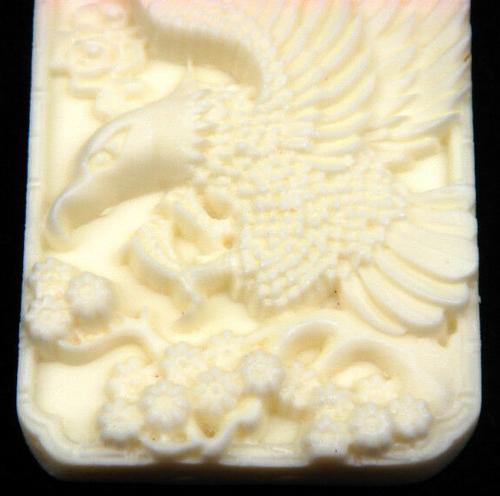 Bone Detailed Hand Carved Flying Eagle Pendant Usauctiononline Com
