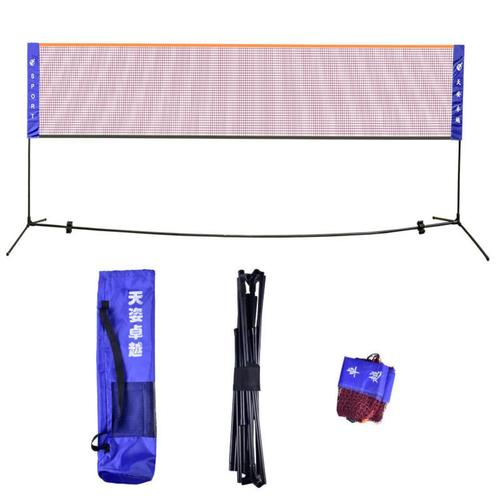 20 Feet Badminton Net Set With Stand Frame