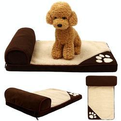 Medium Washable Sponge Pet Bed