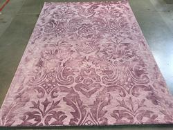 Unique Blend Of Vintage Purple & Fashion Area rug 5x8