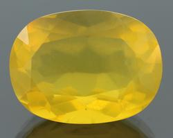 Monster 34.06ct golden Fire Opal