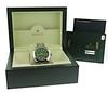 Rolex Milgauss in Steel w Smooth Bezel Watch