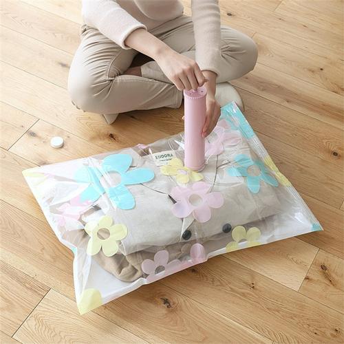 11 Pcs Vacuum Compression Bag Clothes With Hand Pump