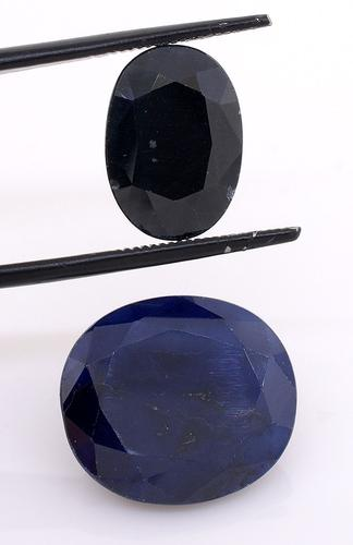 Lovely parcel of 2 Loose Sapphires, 25.59CTW