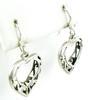 2 Pairs of Sterling Filigree Earrings