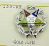 2 Vintage Eastern Star Pins