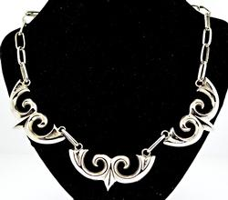 925 Sterling Silver Hand Made Necklace