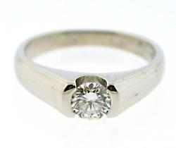 Gorgeous Platinum Diamond Ring