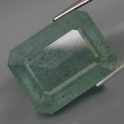 Collectors 26.44ct all natural sea green Aquamarine