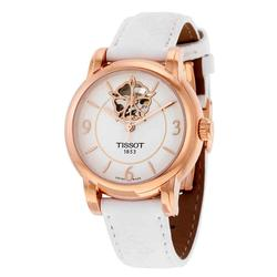 New Womens Tissot Automatic, w/ Skeleton Back
