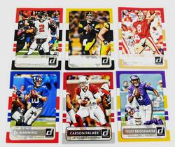 6 Panini 2015 Quarterback Football Cards