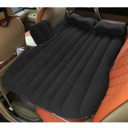 Inflatable Travel Car Air Mattresses Bed With Pump