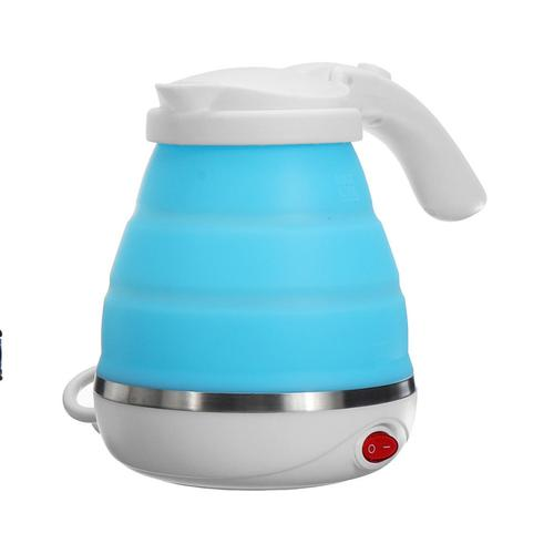 Silicone Foldable Electric Water Kettle