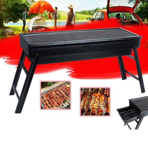 Foldable BBQ Grill Charcoal