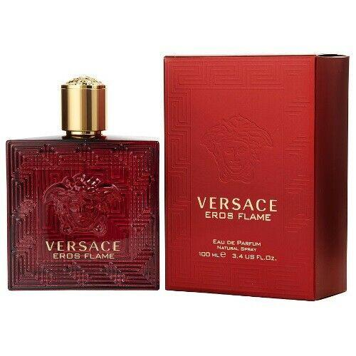 Versace Eros Flame by Versace 3.4 oz EDP Cologne