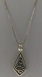 Sterling Silver Silpada Necklace