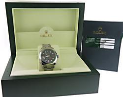 Rolex Milgauss 40mm Oyster Bracelet Watch