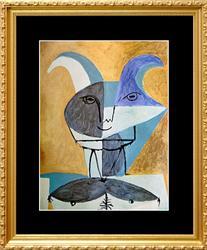 Pablo Picasso, Faun's Head