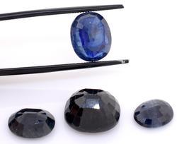 Beautiful Parcel of 4 Sapphires, 25.54CTW
