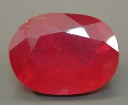Large 13.25 Carat Ruby Loose Natural Gemstone