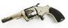 Antique Sterling 32 Cal. Rim Fire Pistol