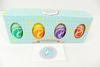 2011 Obama White House Easter Eggs with Box