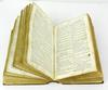 1839 Holy Bible, Leather Bound