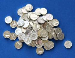 83 Famous American Mini Sterling Medals
