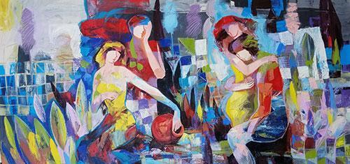 Radiant Original by Jessica Palacios