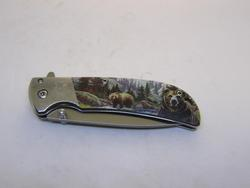 Wild Turkey Gentleman CollectionKnife