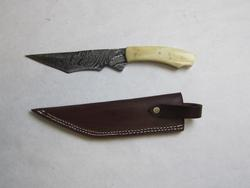 Handmade Collection Damascus Fix Blade Knife