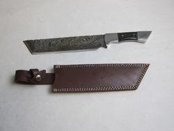 Handmade Custom Full Tang Damascus Steel Blade